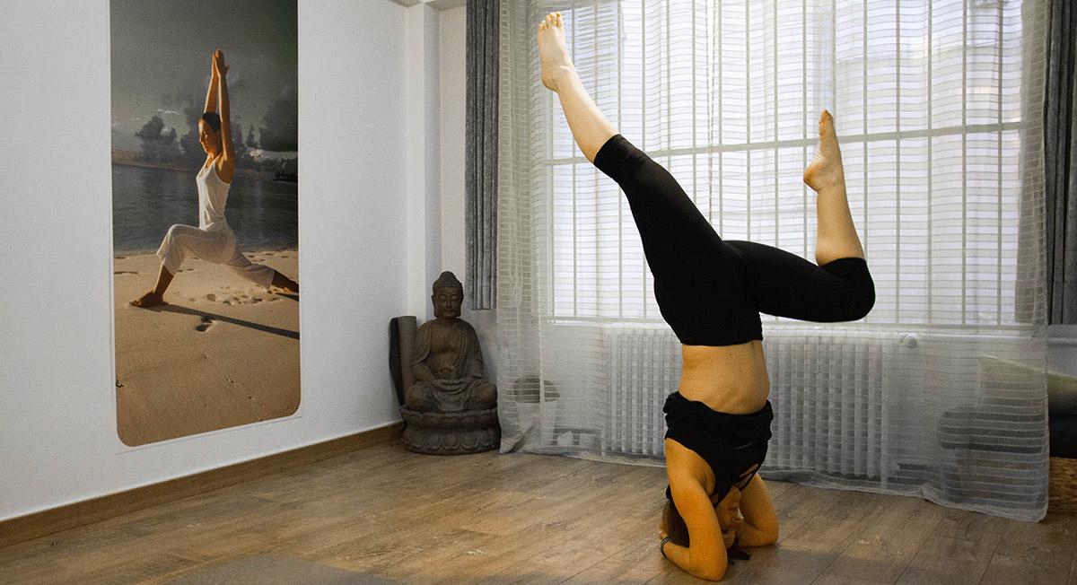 yoga dynamique-Neocoach-salle de sport angers-Cours de sport angers