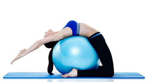 Nouveauté : cours de pilates