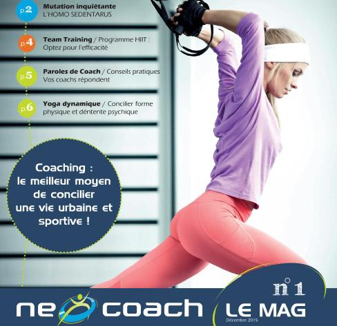 mag-n-1-Neocoach-salle de sport angers-Cours de sport angers